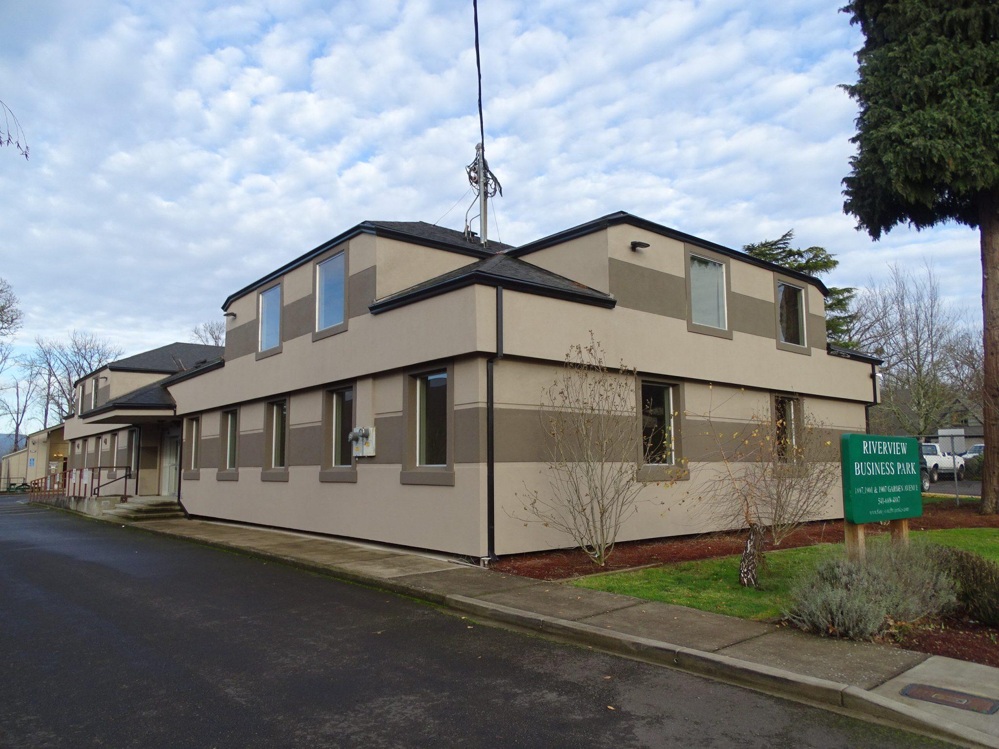 1901 Garden Ave. Unit#: 101-104 Eugene, OR